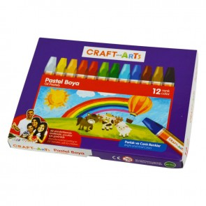 Craft And Arts Pastel Boya 12'li Karton
