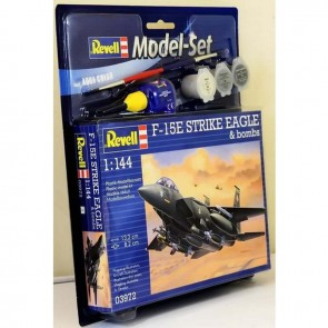 Revell Model Set F-15E Strike Eagle 1/72 Maket (3972)