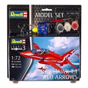 Revell Model-Set Hawk T1 Red Arrow Uçak