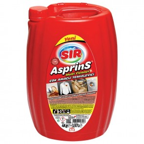 Sır Asprins Multi Cleaner 4000 Ml