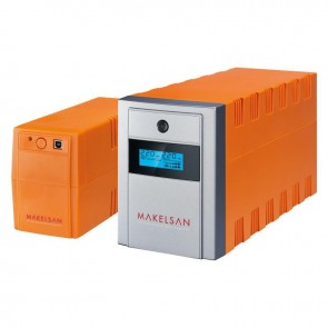 Makelsan Lion Plus 1500va Line-Interactive Ups
