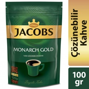 Jacobs Monarch Gold Kahve 100 Gr