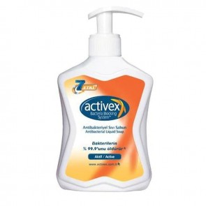 Activex Active Sıvı Sabun 300 ML
