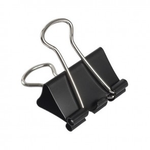 Kraf Binder Clips 25 Mm 425G 12Li Kıskaç