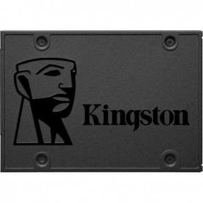 "Kingston A400 SSDNow 480GB 500MB-450MB/s Sata3 2.5"" SSD (SA400S37-480G)"