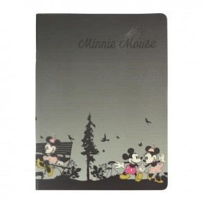 Minnie Mouse Campus Plus Defter 26x18,5 40 yp Kareli Dsn7
