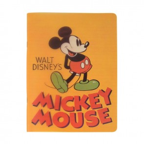Mickey Mouse Campus Defter 26x18,5 40Yp.Çizgili Dsn 5