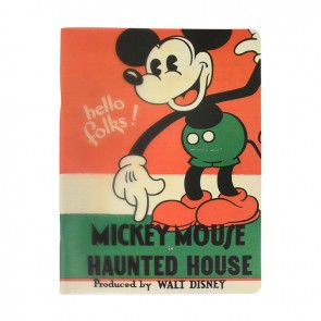 Mickey Mouse Campus Defter 26x18,5 40Yp.Kareli Dsn 4