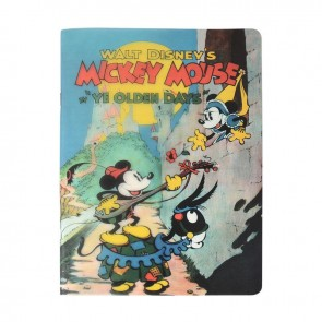 Mickey Mouse Campus Defter 26x18,5 40Yp.Kareli Dsn 7