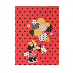 Minnie Mouse Trendy Defter 19x26 60Yp.Kareli Dsn1