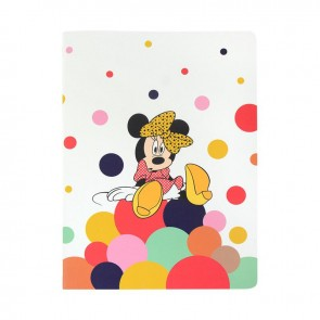 Minnie Mouse Trendy Defter 19x26 60Yp.Kareli Dsn2