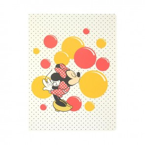 Minnie Mouse Trendy Defter 19x26 60Yp.Kareli Dsn4