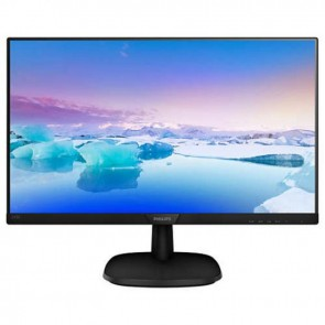 23.8 PHILIPS 243V7QDSB IPS 4ms 60Hz FHD VGA DVI HDMI Monitör