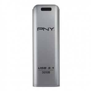 PNY Elite Steel FD32GESTEEL31G-EF 32GB USB 3.1 Flash Bellek