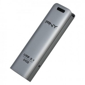 PNY Elite Steel FD64GESTEEL31G-EF 64GB USB 3.1 Flash Bellek