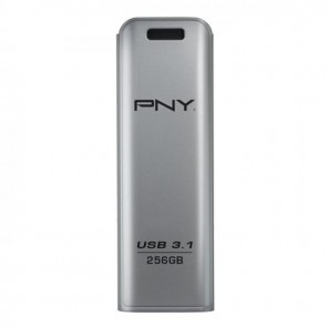 PNY Elite Steel FD256ESTEEL31G-EF 256GB USB 3.1 Flash Bellek