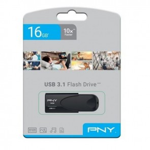16 GB USB 3.1 PNY ATTACHE 4 USB FLASH BELLEK