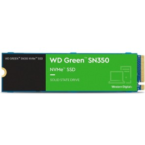 WD WDS480G2G0C Green SN350 NVMe SSD 480 GB Disk